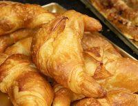 Laugencroissants von der Bäckerei Heidrich